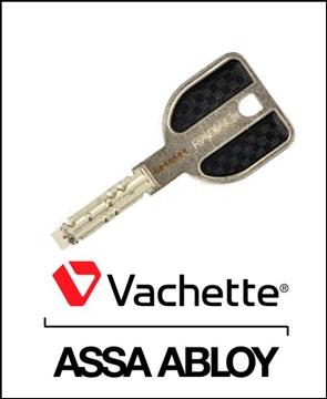 Double de clef Vachette