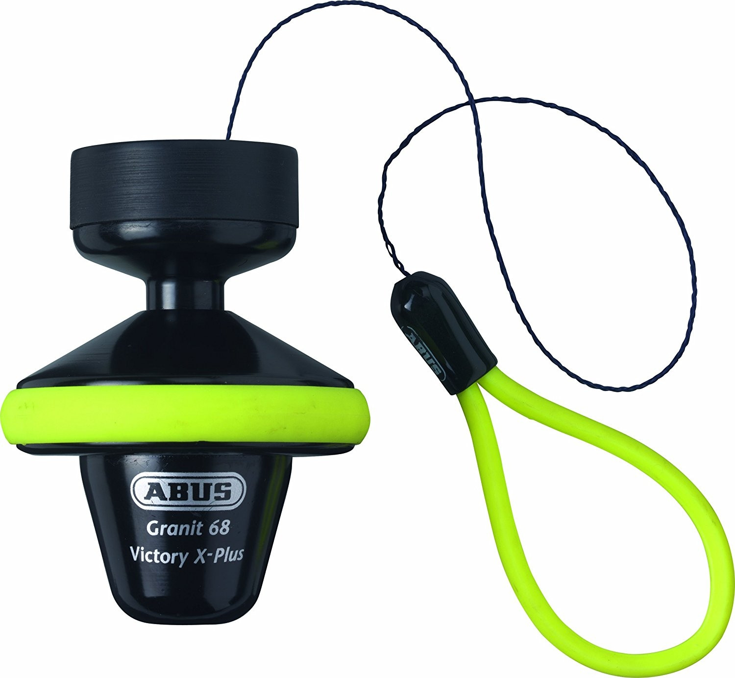 Bloque disque Abus SRA Granit Victory X Plus 68 Roll up