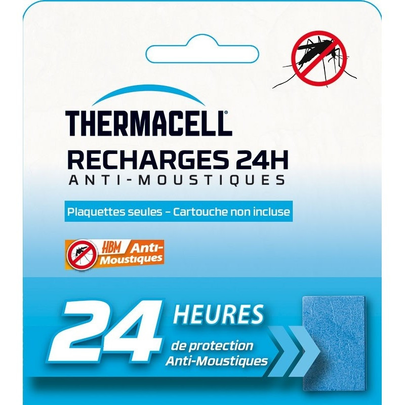 Recharge diffuseur anti moustique camping