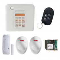Alarme Visonic kit base GSM +
