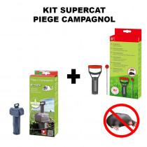 kit supercat piege campagnol