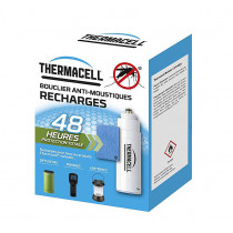 recharge anti moustiques thermacell 48 heures