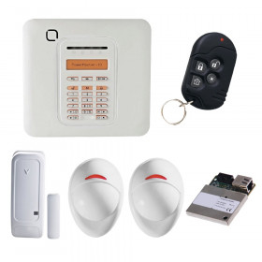 Alarme Visonic PowerMaster kit medium IP