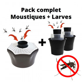 Pack Anti moustique efficace Biogents