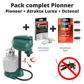 Pack Mosquito Magnet avec recharges