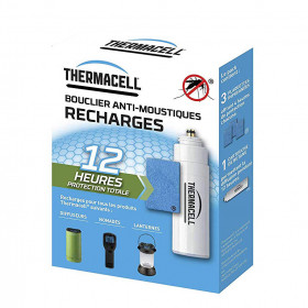 Recharge repulsif moustique 12 Heures Thermacell