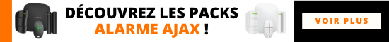 Pack ajax alarme