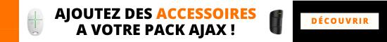 Accessoires alarme ajax