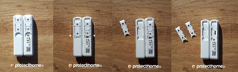 Elever smartbracket du doorprotectplus