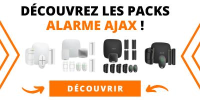 Pack ajax alarme