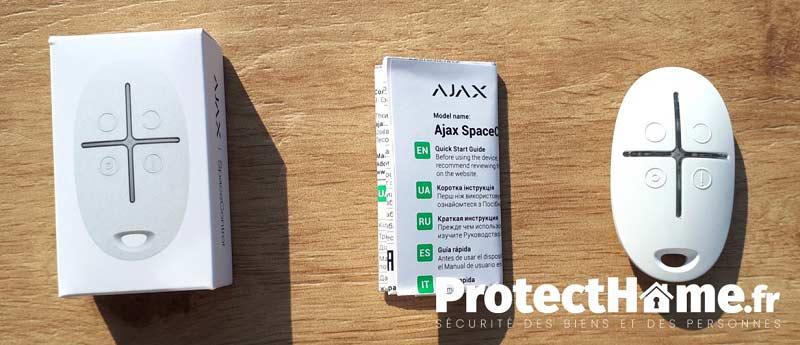 SpaceControl AJAX