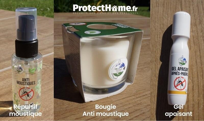 kit anti moustique pratique