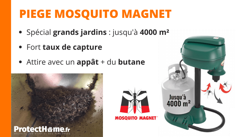 pack antimoustique mosquito magnet