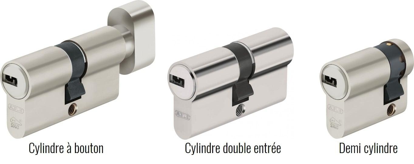 les-cylindres-de-porte