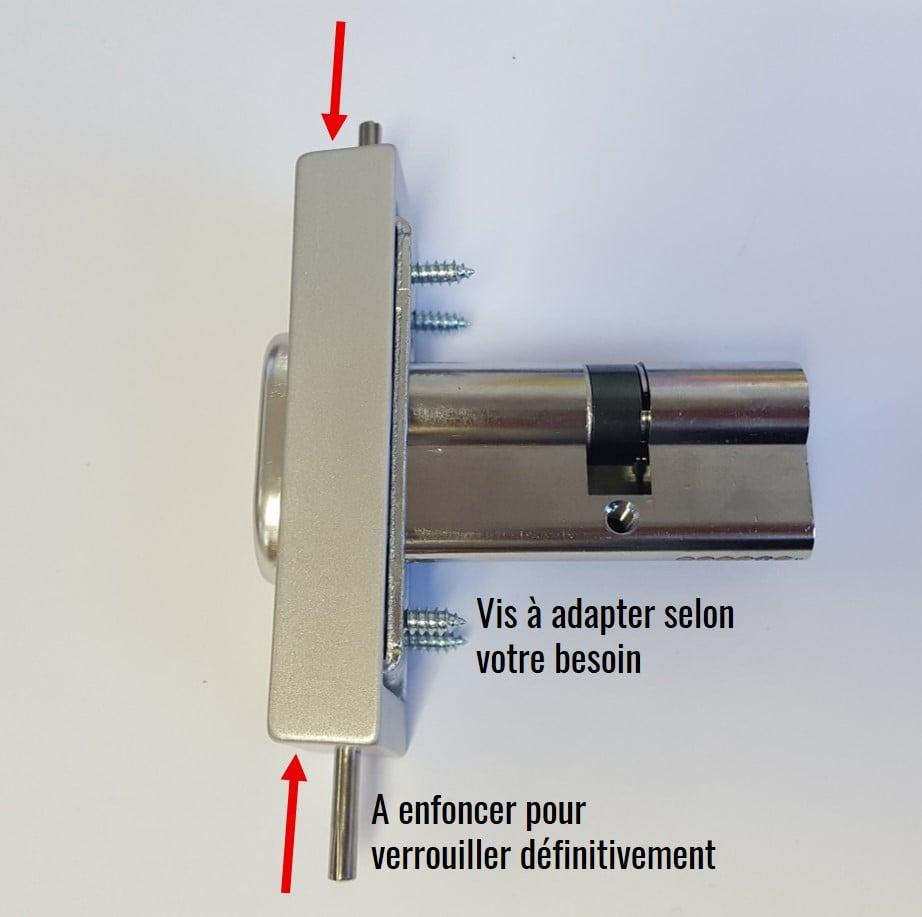 protege cylindre de sécurité