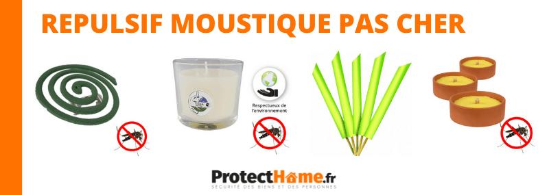 repulsif moustique pas cher