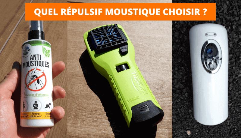 choisir repulsif moustique