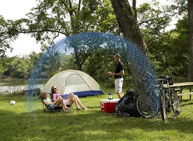 repulsif moustique camping