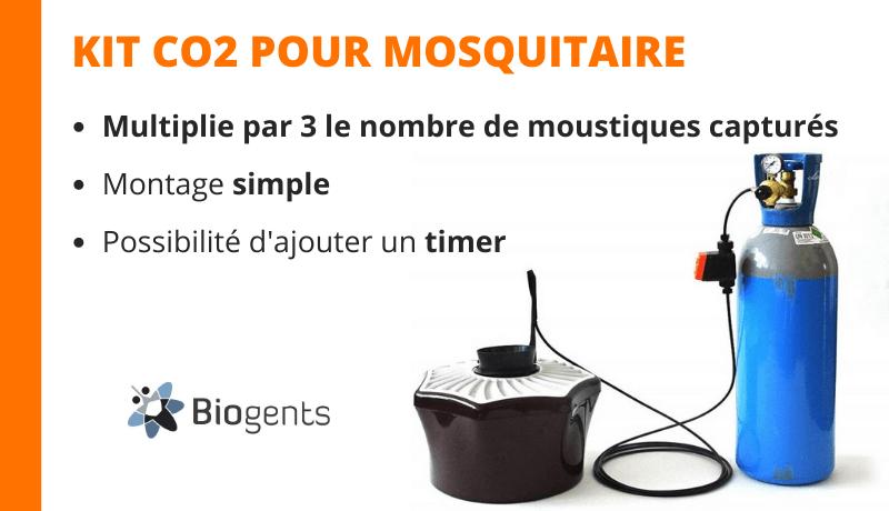 co2 anti moustique