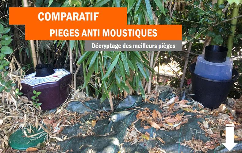 comparatif des appareils anti moustiques