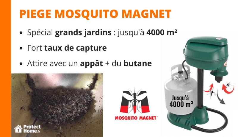 comparatif piege moustiques mosquito magnet