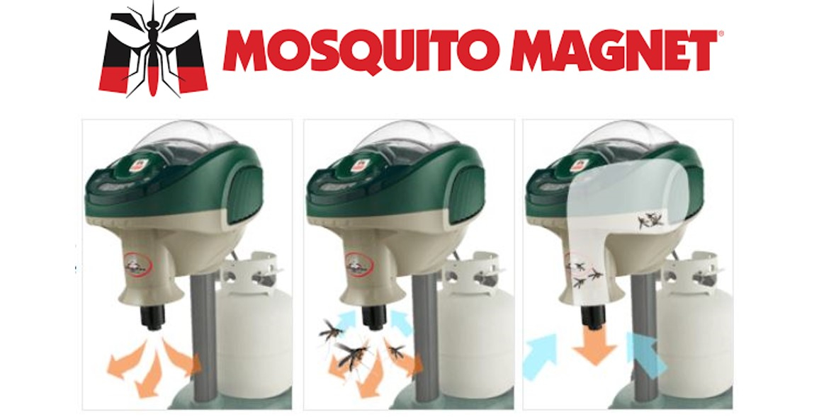 mosquito magnet pionner piege