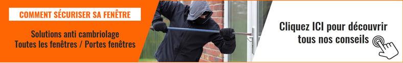 conseils sécurisation des fenêtres